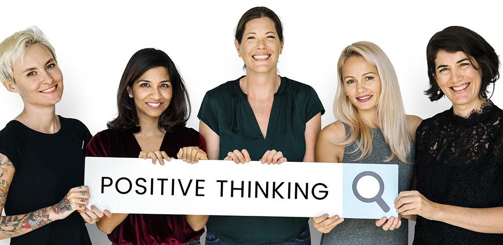 Benefits of Positive Thinking