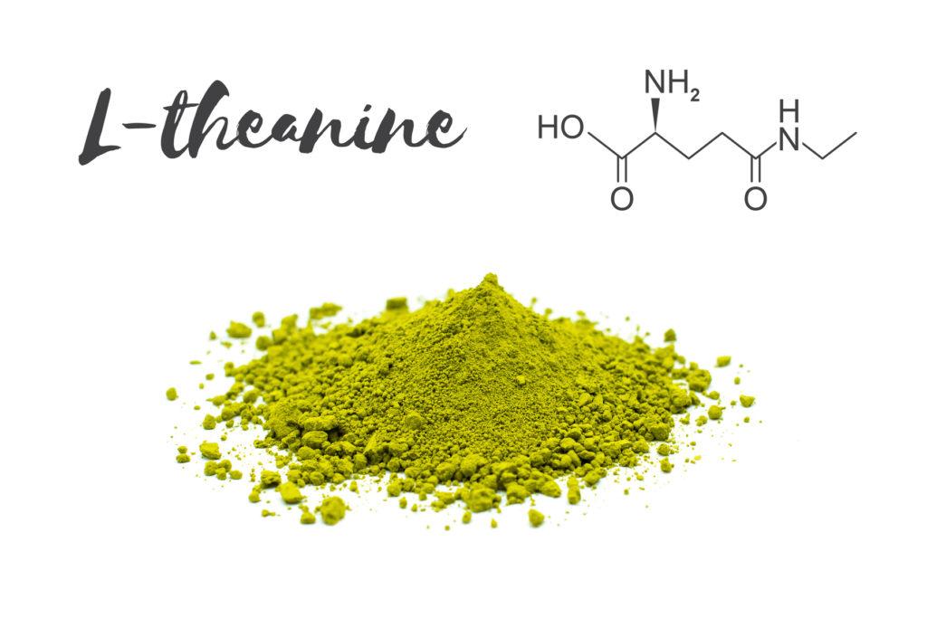 L-theanine supplement ingredient