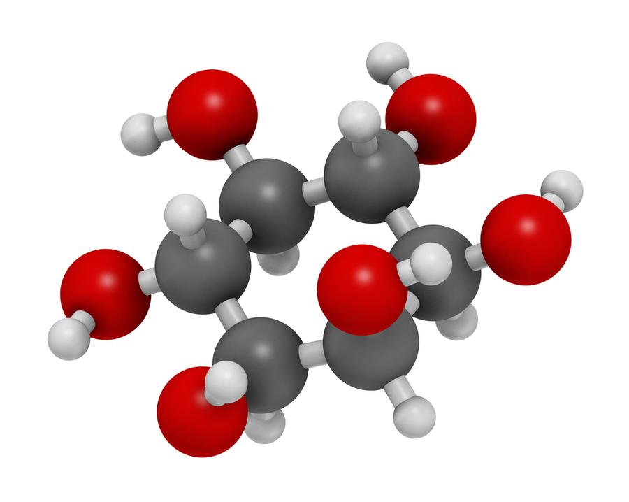 Inositol molecule