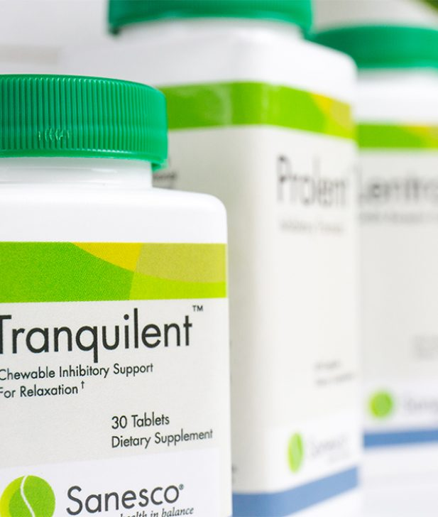 Targeted Nutritional Therapy supplements